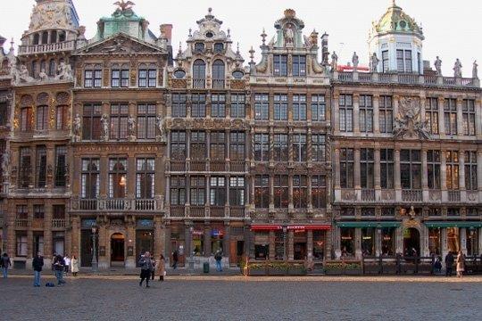 Hotel Bruxelles Proche Gare Midi