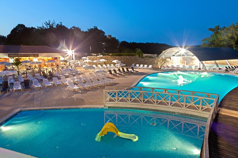 Campingla garangeoire pays de la loire for Belleville sur loire piscine